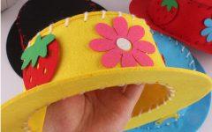 Chapéu Para Festa Em EVA – Material e Como Fazer