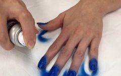 Esmalte Em Spray – Como Usar