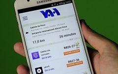 Aplicativo Vah – Compara Preços de Serviços de Mobilidade