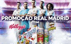 Promoção Real Madrid Com Kellogg´s e Pringles – Como Participar