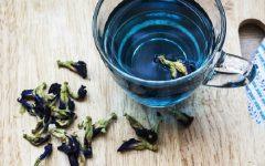 Chá Azul Para Emagrecer – Benefícios