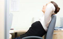 Postura No Trabalho – Dicas Para Melhorar