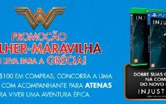 Promoção Mulher Maravilha Te Leva Para a Grécia – Como Participar