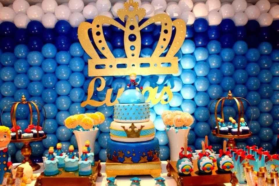 Festa Infantil Pequeno Príncipe Dicas