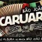 Festa de São João de Caruaru 2017 – Programação