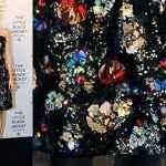 Moda Black Floral – Look Romântico