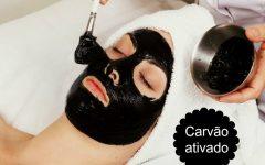 Carvão Ativado Para Pele – Benefícios e Máscara de Limpeza