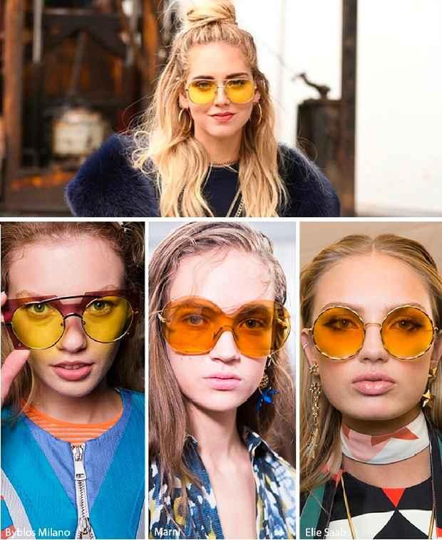 d38016b8b1ed4 Óculos Com Lentes Amarelas – Tendência