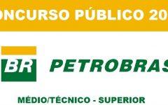 Concurso da Petrobras 2017 – Inscrições
