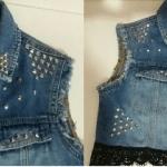 Jaqueta Jeans Customizada – Como Fazer e Modelos