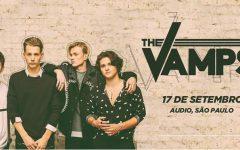 The Vamps no Brasil – Ingressos