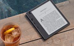 Aparelho Kindle Oasis – Lançamento e Detalhes