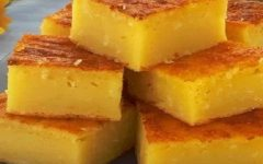 Bolo Gelado de Mandioca – Receita