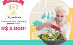 Concurso Top 20 Receitas da Ana Maria Braga – Como Participar