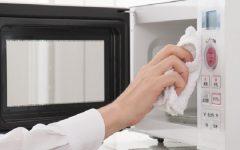 Forno Micro-Ondas – Dicas Como Limpar