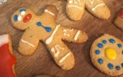 Bolacha ou Biscoito de Natal do Shrek – Receita