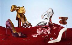 Louboutin Coleção de Sapatos Star Wars – Lançamento