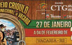 Rodeio Crioulo Internacional de Vacaria – Atrações