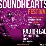 Soundhearts Festival Rio de Janeiro 2018 – Ingressos