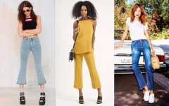 Cropped Flare Jeans – Como Usar