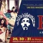 Drama da Paixão Santana de Parnaíba – Datas