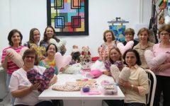 Almofadas Coração Para Mulheres Que Retiraram os Seios – Alivio de Dor