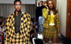 Xadrez Moda de As Patricinhas de Beverly Hills – Tendência