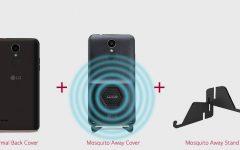 Smartphone Repele Mosquito – Novidade LG