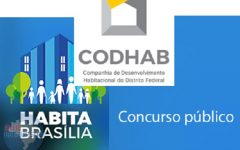 Concurso Público Na CODHAB-DF – Inscrições