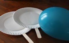 Ping-Pong Com Balões – Benefícios e Como Fazer