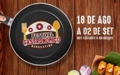 Festival Gastronômico Nordestino – Entrada Gratuita