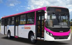 Frota de Ônibus Só Para Mulheres – Em Goiânia